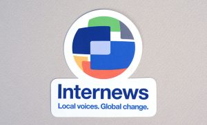Bright Spot Studio client project for Internews