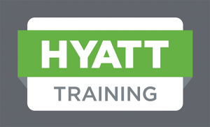 Hyatt Training by Bright Spot Studio