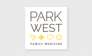 Bright Spot Studio project: Park West Family Medicine branding