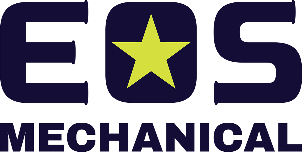 EOS Mechanical branding